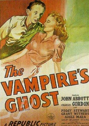 The Vampire's Ghost DVD (1945) John Abbot, Rare Horror