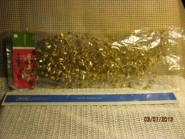 Gold Beaded Garland 6 Feet
