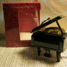 Grand Piano Christmas Ornament