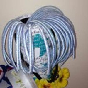 Satin Wrapped Headbands