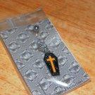 Coffin Cross Goth Navel 131