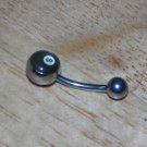Small 8 Ball Navel 247