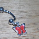 Red Butterfly Navel 761