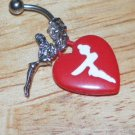 Red Heart Fairies Navel 767