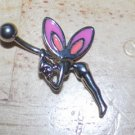 Fairy Pink Wings Navel 782
