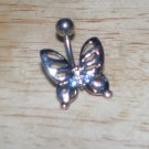 Blue Gem Butterfly Navel 200