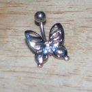 Blue Gem Butterfly Navel 200
