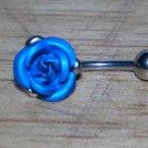 Light Blue Rose Navel 192