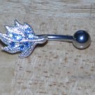 Maple Leaf Style 2 Blue Navel 323