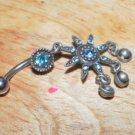 Tarnished Blue Star Navel 334