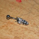 Ugly Stretched Skeleton Demon Navel 435