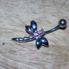 Summer's Dragonfly Pink Navel 440