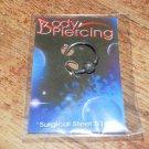 Grey Sparkle Captive Bead 2001