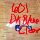 Dark Blue Clear Navel 601