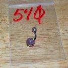 Purple & Green Beach Ball Navel 540