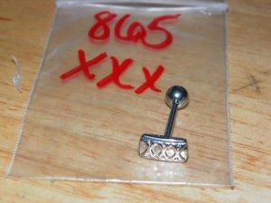 """""""XXX"""" 3D Tongue 865"""