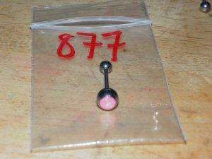 """""""Princess"""" Pink Round Tongue 877"""