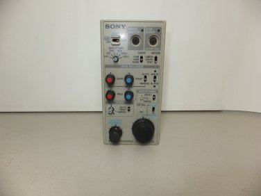 � Sony RM-M7G ¤ Camera Remote Paintbox Control Unit ¤ Good Condition �