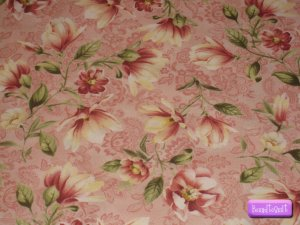 Betty Wang - Peony Tales Quilt Fabric