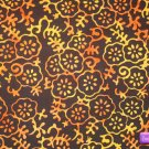 Princess Mirah Batiks - Intense Blooms Collection Quilt Fabric