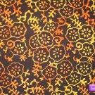 Princess Mirah Batiks - Intense Blooms Collection Quilt Fabric