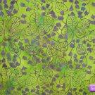 Princess Mirah Batiks - Madrid Hues Collection Quilt Fabric