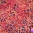 Princess Mirah Batiks - Caribbean Spice Collection Quilt Fabric