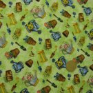 Jane Maday - Purr-fect Garden Collection Quilt Fabric
