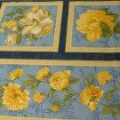 Danhui Nai - Sunshine Bouquet - Panel - Quilt Fabric