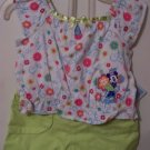 Clothes 4: Girls Disney Baby Minnie Mouse Short Set NWT 12 months FREE SHIPPING