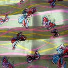 Beautiful Butterly Scarf, 13 X 60