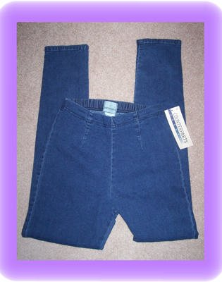 Clothes 4: Back to School Juniors Size 8 Stretch Jeans