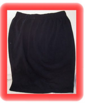 FREE SHIPPING!! Clothes 4: Back to School Black Skirt Size Small