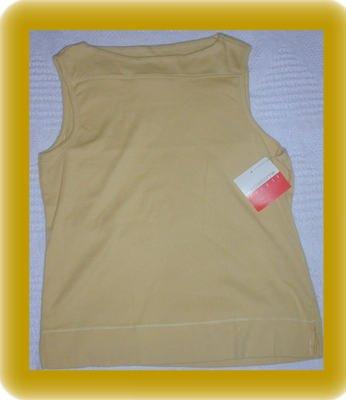 Easter  Sleeveless Shirt  Shell Liz Claiborne Size Large