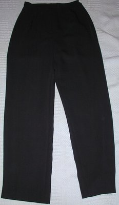 FREE SHIPPING!! Style and Co Petite Size 2P Black Pants