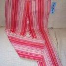 FREE SHIPPING TRENDY Girls Stripe Pant Size Medium