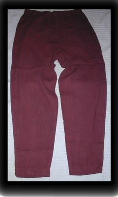 FREE SHIPPING Cotton Casual Pants by Marc Ware Size Medium