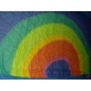 FREE SHIPPING Rainbow Design Beach Sarong