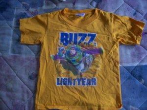 FREE SHIPPING DISNEY STORE Buzz Lightyear Tshirt  size XX small