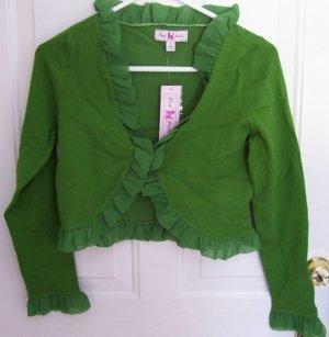 Green  Women's Shrug Cardigan Sweater Size Medium