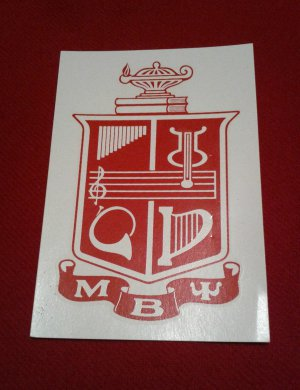 Coat of Arms Decal