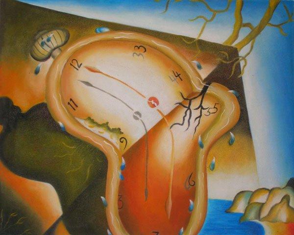 Clock Explosion