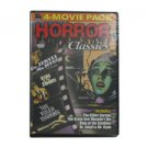 Horror Classics 4-movie DVD