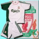 LIVERPOOL 3RD KIDS FOOTBALL KIT SOCCER CHILDRENS S-XXL