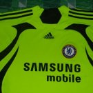 NEW CHELSEA AWAY Football Soccer shirt XL+ANY NAME