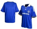 NEW CHELSEA HOME  Football  Soccer shirt M+ANY NAME&NUMBER