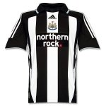 NEWCASTLE HOME  FOOTBALL SHIRT XL FREE NAME&NUMBER