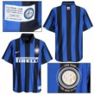 INTERMILAN HOME  FOOTBALL SHIRT XL FREE NAME&NUMBER