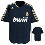 REAL MADRID AWAY  FOOTBALL SHIRT XL FREE NAME&NUMBER