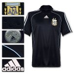 ARGENTINA AWAY  FOOTBALL SHIRT XL FREE NAME&NUMBER